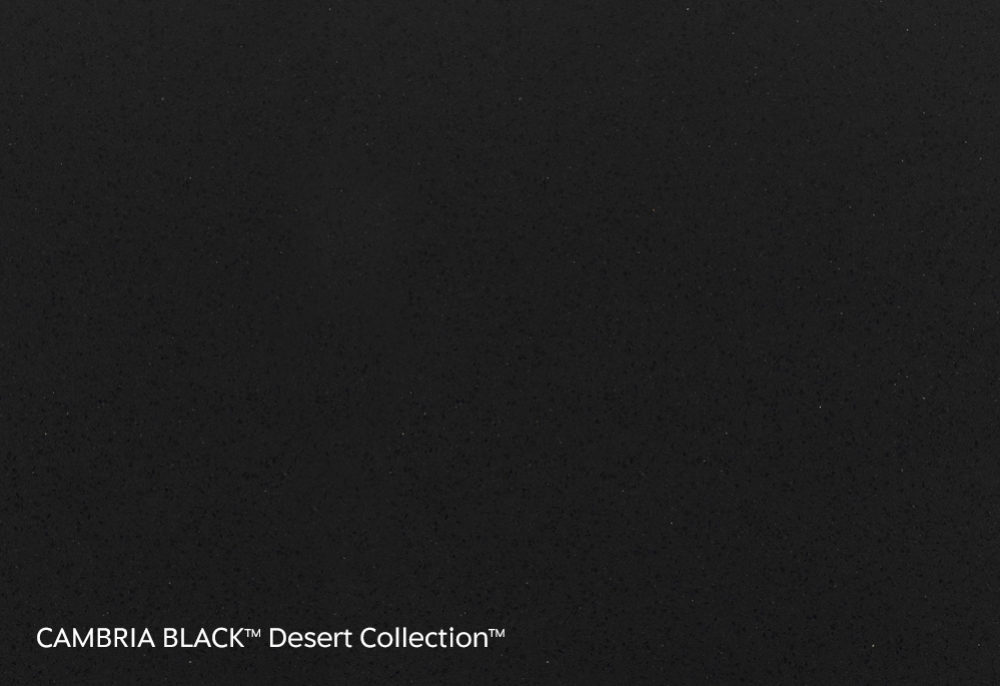 Cambria Black™ | Desert Collection™